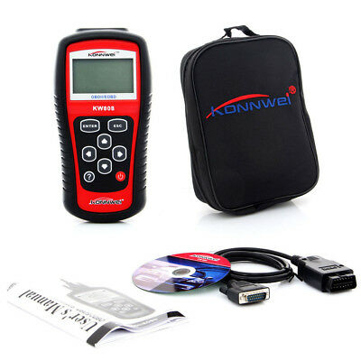 GS500 Maxscan OBDII EOBD Scanner Car Code Reader Diagnostic Auto Scanner Tool