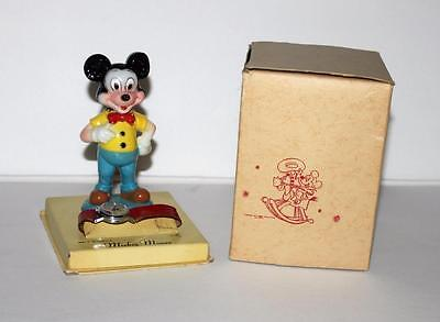 """Disney 1958 Boxed Set:""""mickey Mouse""""ingersoll/u.s. Time """"working"""" Watch Set"""
