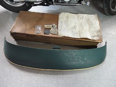 Nos 1952-53-54 Ford Outside Accessory Sun Visor Orig Box With Attaching Parts