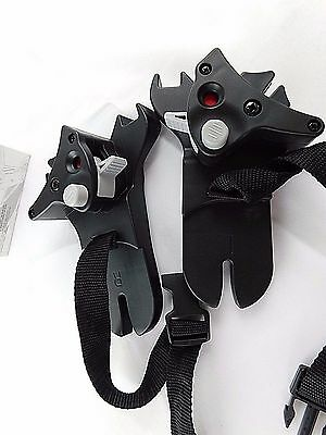 Baby Jogger City Mini ZIPCar Seat Adapter - Graco Click Connect, Black BJ92325
