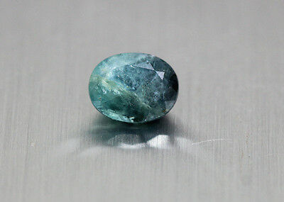 2.01 Cts_World Class Limited Edition_100 % Natural Rare Blue Green Grandidierite