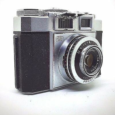 ZEISS IKON 35MM Vintage CONTINA Camera