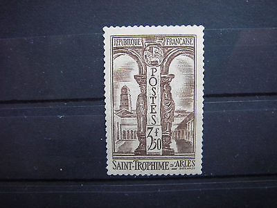 1935    timbre france yt n° 302  neuf **