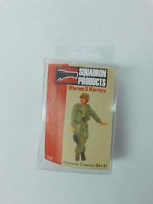 Squadron Products #1 Jagdpanzer Crewman 1944 Model Kit (1/35 Scale)