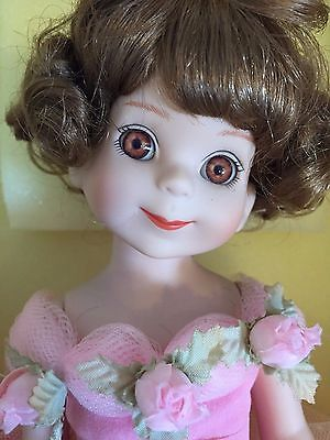 """Robert Tonner 11"""" Betsy McCall Doll Commerative Stamp Doll w Tag & Box"""