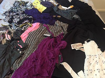 Huge Joblot Of Women's Brand New Clothes Mixed Sizes