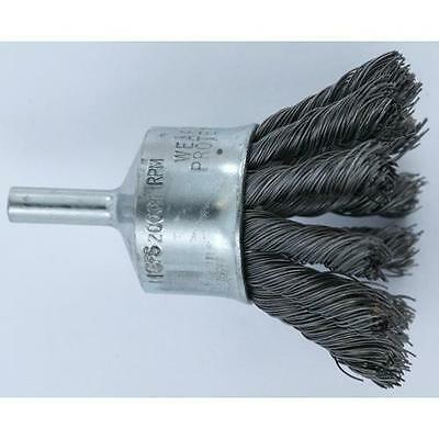 "2"" Knot End Wire Brush"