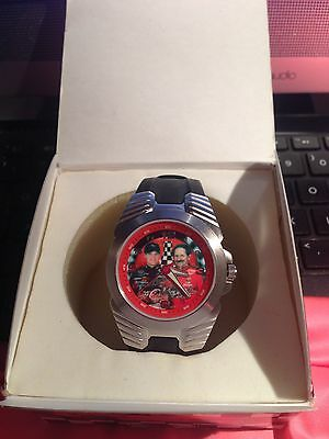Dale Earnhardt Father and Son Coca Cola Men's Sports Wrist Watch  by Coca-Cola