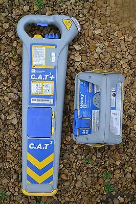 cat & genny cable avoidance tool/cat detector/radiodetection depth gauge