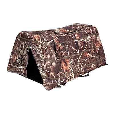 Banded Dog Blind Max 5 Layout Blind Waterfowl Field Hunting Ducks Geese New!