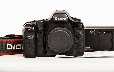 Canon EOS 5D Classic Mk I 1 12.8MP DSLR - INFRARED converted camera IR