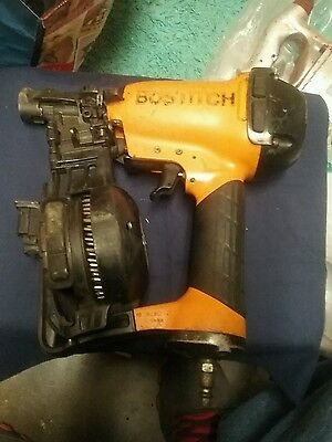 Bostitch Coil Roofing Nailer RN46-1 used  1 house