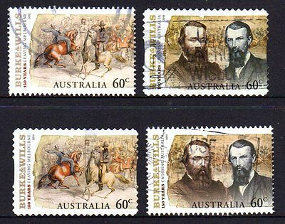 2010 Burke And Wills 2 Sheet 2 S/a Used