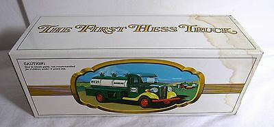 1980 Mcml Xxx Hess Toy Battery Operated Truck Mint In Box