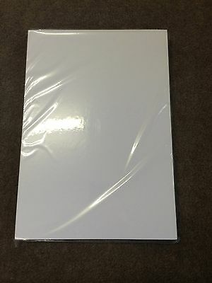 Quality Paper A4 White 300gsm 100pk  great for business cards