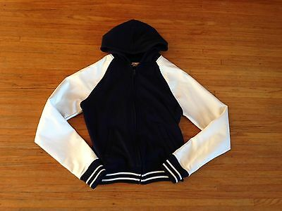 SO Junior Boy's Jacket With Hoodie Size L VGUC