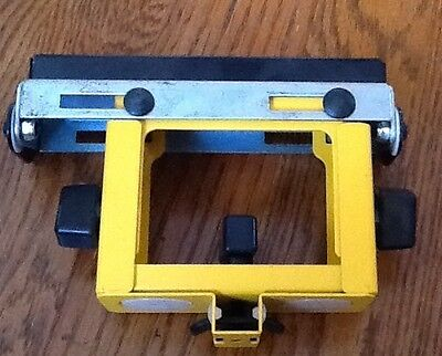 DeWalt DW 7232 Miter Saw Stand Work Piece Support & Length Stop Type 3
