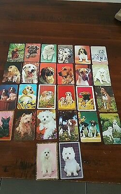 Vintage Swap Cards - Dogs