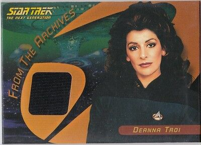 Star Trek 40Th Anniversary C11 Deanna Troi The Next Generation Black Costume