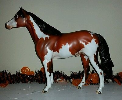"""USED Peter Stone Traditional Model """"Stoker"""" 2016 FCM OOAK (Spanish Mustang Mold)"""