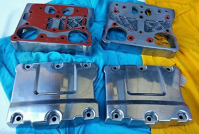 Rocker box covers for Harley-Davidson