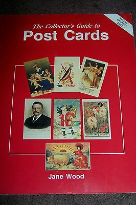Identification/price Guide Book On Post Cards