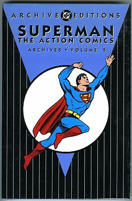 DC Archives Superman in Action Comics Volume 5 sealed