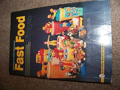 Identification/price Guide Book On Fast Food Collectibles