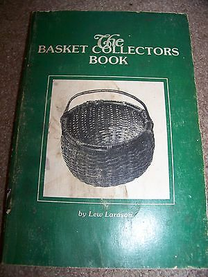 Identification/price Guide Book On Basket Collectibles