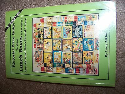 Identification/price Guide Book On Lunch Boxes  Collectibles