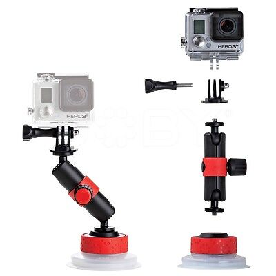 Joby Suction Cup & Locking Arm with GoPro Mount for Action Video Camera JB01330