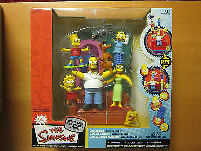 The Simpsons - Couch Gag - Deluxe Boxed Set