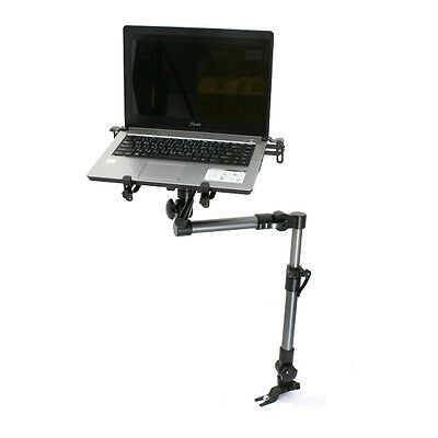 Mobotron Heavy Duty Vehicle Floor-mounted Tablet/Laptop Stand