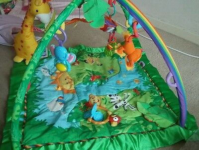 baby toy play mat activity gym