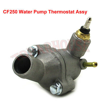 ATV Water Pump Thermostat Assembly For 172MM CFmoto 250cc CF250 CN250 Scooter