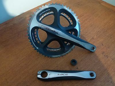Dura-ace FC-7900 53/39 172.5mm Chainset VGC