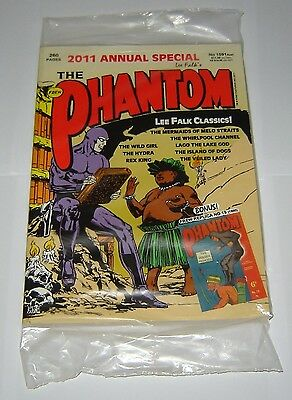 Frew Phantom Comic  #1591  2011 Annual Special  WRAPPED / UNOPENED