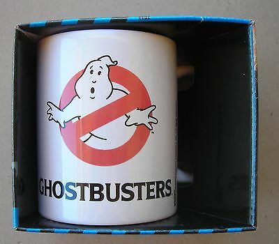 Ghostbusters Cup Mug Licenced Movie Product 2013 Brand New In Box