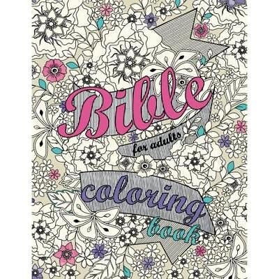 FREE 2 DAY SHIPPING: Bible coloring books for adults (Paperback)