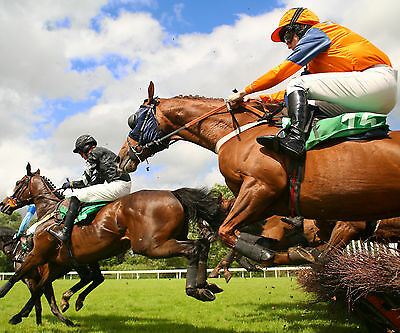 Day at the Races for Two Experience Gift - Horse Racing for Two - SAVE OVER £30