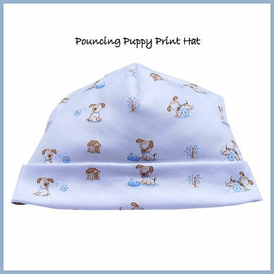 Kissy Kissy Pouncing Puppy hat  MD ~  NWT ~ Free Shipping