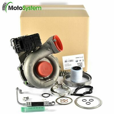Turbolader BMW 525d 730d 530d E60 E61 E65 170kW 173kW 235 PS 758351 11657794260