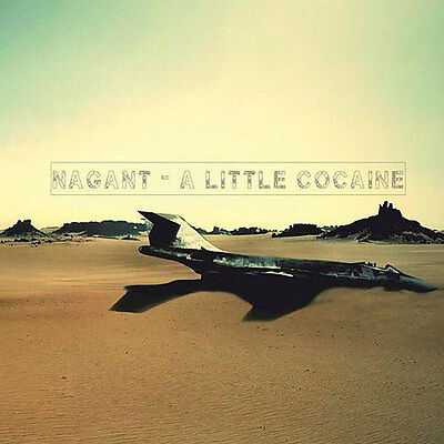 "NAGANT A Little Cocaine 7"" . experimental electronic alternative pixies norway"