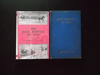 "Timeform ""best Horses Of 1947"" Good In A Copy Dust Jacket"