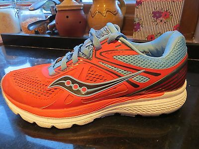 Saucony Swerve Women's Running Shoes Size 5.5 NEARLY NEW