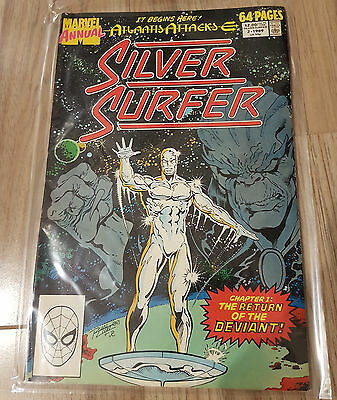 Silver Surfer x3 comics