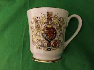 PRINCE CHARLES 1969 COMMEMORATIVE CUP INVESTITURE OF PRINCE OF WALES, Aynsley