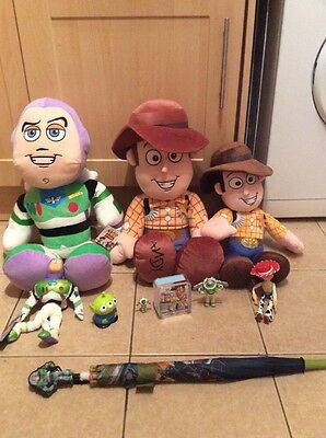 Toy Story Toys Collection Bundle