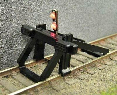Gaugemaster Buffer Stop & Light GM55 for both HO and OO Scale/Gauge