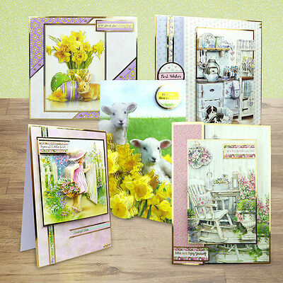 Pick of the WEEK -BRAND new LUXURY CARD making KIT Hunkydory ( 2 for 1)  (Offer